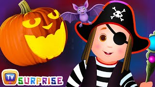 getlinkyoutube.com-Halloween Surprise Eggs | Halloween Trick or Treat Costumes | Spooky Halloween Surprise | ChuChu TV