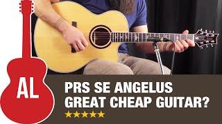 getlinkyoutube.com-PRS SE Angelus Review - A Great Affordable Guitar?