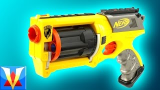 getlinkyoutube.com-NERF GUNS!! - Gmod Toy Weapons Mod (Garry's Mod)