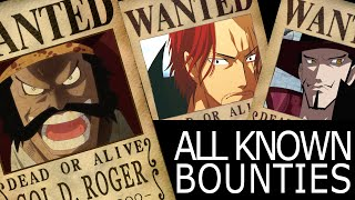 getlinkyoutube.com-Known and Unknown Bounties (up to Dressrosa) in One Piece 2015¬ ᴴᴰ