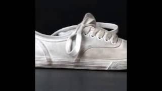 getlinkyoutube.com-Lavar/Limpiar Tenis Blancos | CosmoCuriosos