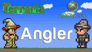 Terraria Xbox - Angler [133]