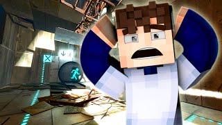 getlinkyoutube.com-Minecraft Portal - DONT MESS UP! #1