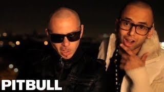 Pitbull - Latinos In Paris (feat. Sensato)