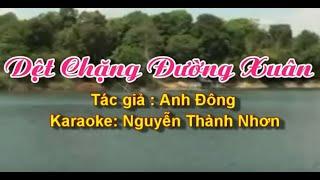 getlinkyoutube.com-KARAOKE VỌNG CỔ DỆT CHẶNG ĐƯỜNG XUÂN [SONG CA]