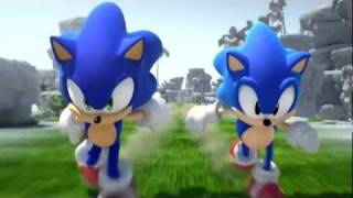 getlinkyoutube.com-SONIC: Escape from the City ~Classic Remix~ (Music Video) [With Lyrics]