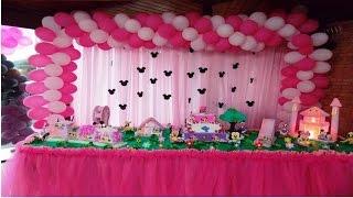 getlinkyoutube.com-Montagem e Decoração de Festas Infantis - Balões - Cursos CPT