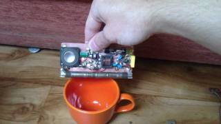 getlinkyoutube.com-Homemade radiation detector (cool !!!) / Detektor radioaktivity