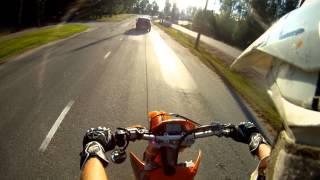 getlinkyoutube.com-KTM EXC 450 || Cruising ||