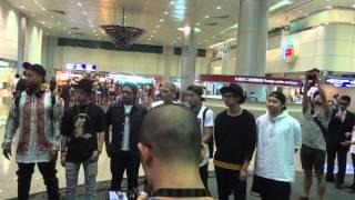 getlinkyoutube.com-GENERATIONS-GENERATION EX 台湾ライブ 空港出迎え+インタビュー