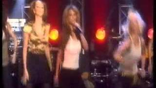 Girls Aloud something kinda ooh album chart show 28.10.06