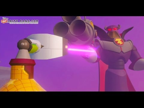 Disney Infinity Toy Story in Space defeat Zurg final mission boss fight walkthrough