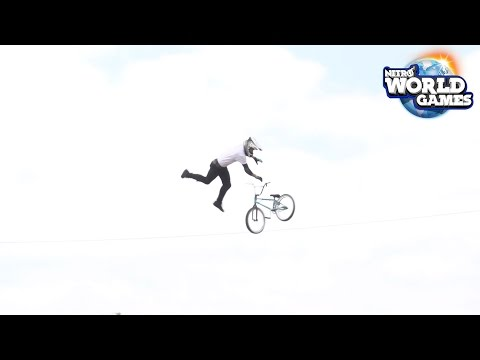 Best Crashes From 2016 Nitro World Games Qualifiers