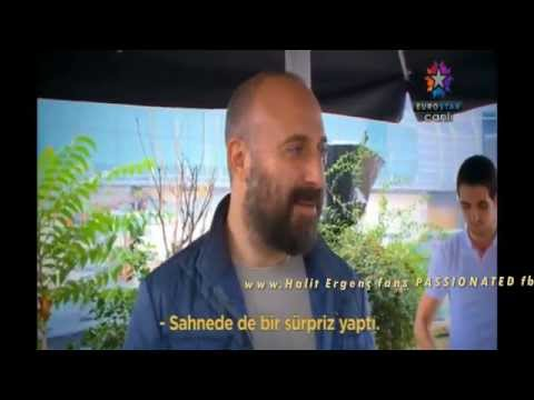 Halit Ergenc at Etiler... 14/11/2014