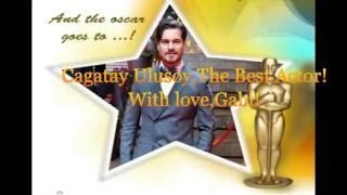 getlinkyoutube.com-Çağatay Ulusoy ! ! Award Altin Kelebek 2015