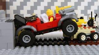 getlinkyoutube.com-Lego Car Crash Test