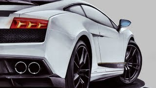 getlinkyoutube.com-Lamborghini LP570-4 drawing by Adonis Alcici