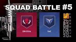 "getlinkyoutube.com-""FLAWLESS!"" - MC5 Squad Battle #5: DN vs SxC"