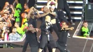 getlinkyoutube.com-Ensayo 3 - Concierto Madonna HD, Medellín 2012, MDNA