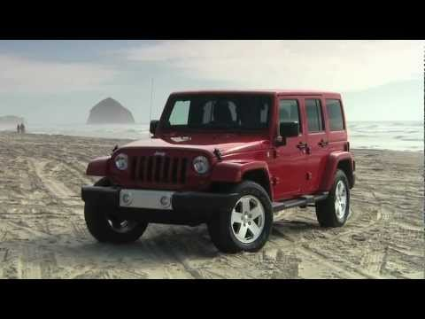 Real World Test Drive 2012 Jeep Wrangler week long test