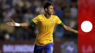 Le football brésilien compte sur sa pépite Neymar - sport