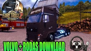 getlinkyoutube.com-Volvo FH Raposa + Rodas Para Download - Euro Truck Simulator 2