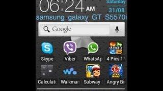getlinkyoutube.com-How to Install android 4.1.1 on Samsung Galaxy Mini GT-S5570I