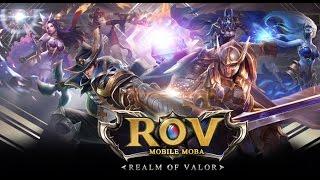 getlinkyoutube.com-เกมมือถือ Garena RoV Mobile MOBA เกมโมบาบนมือถือของการีน่า !!