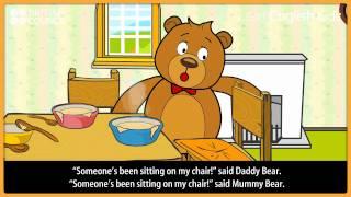 getlinkyoutube.com-Goldilocks and the three bears - Kids Stories - LearnEnglish Kids British Council