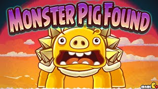 getlinkyoutube.com-Angry Birds Fight! - NEW SUPER MONSTER PIG Western Island 7-5! iOS/Android