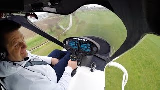 getlinkyoutube.com-Dawn of a revolution in urban mobility - first manned flight with the Volocopter VC200
