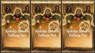 getlinkyoutube.com-APOKOLIPS DARKSEID CHALLENGE PACK OPENING | Injustice Gods Among Us Gameplay (iOS/Android)