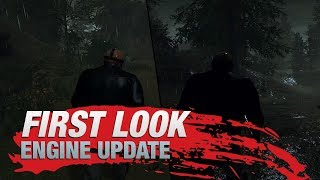Friday the 13th: The Game - Engine Update Játékmenet