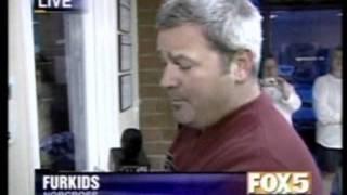 Furkids featured on FOX 5 Atlanta (Road Warrior) WAGA GOOD DAY ATLANTA