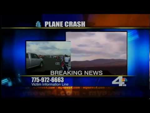 KRNV Breaking News Air Races Crash