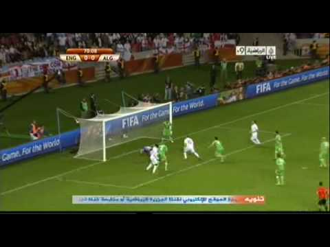 Algérie Vs Angleterre par Hafid Derradji 2