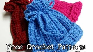 getlinkyoutube.com-Crochet a Ribbed Newborn or Preemie Hat
