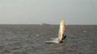 windsurf rio de la plata APT 2006