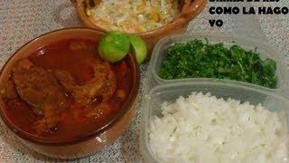getlinkyoutube.com-RECETA DE RICA BIRRIA DE RES COMO LA HAGO YO ( LOS ANGELES COCINAN )