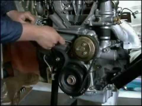 Видео процесса полной разборки двигателя ЗМЗ