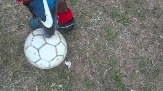 Como Levantar a bola Zlatan Flick Up #3