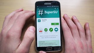 getlinkyoutube.com-How To Root - Samsung Galaxy S5 on Android 5.0 Lollipop (Snapdragon & Exynos)