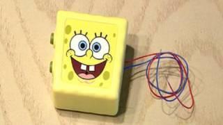 getlinkyoutube.com-Evil SpongeBob Toy Prank!