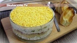 getlinkyoutube.com-Warstwowa sałatka z tuńczykiem i jajkiem :: Skutecznie.Tv [HD]