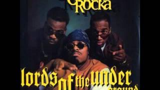 Lords Of The Underground - Chief Rocka Instrumental