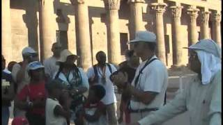 getlinkyoutube.com-Ashra Kwesi Explains Sacred African Spiritual Concepts at the Temple of Aset (Isis) - Kemet (Egypt)