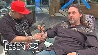 getlinkyoutube.com-Der Tattoo-König von Las Vegas | Abenteuer Leben