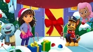 getlinkyoutube.com-Dora and Friends: Nick Jr. Holiday Party Full Episodes (Paw patrol Team Umizoomi Dora The Explorer)