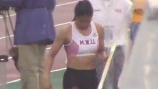 getlinkyoutube.com-2014日本陸上競技選手権 女子棒高跳 決勝 ダイジェスト Women's Pole Vault