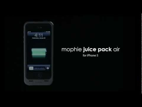 juice pack air™ - iPhone 5